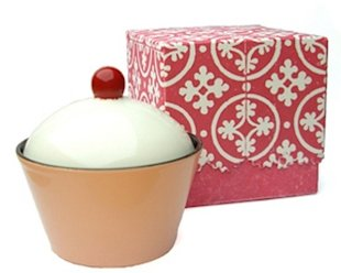 strawberry cupcake keepsake box