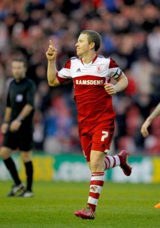 Soccer - Sky Bet Championship - Middlesbrough v Reading - The Riverside Stadium