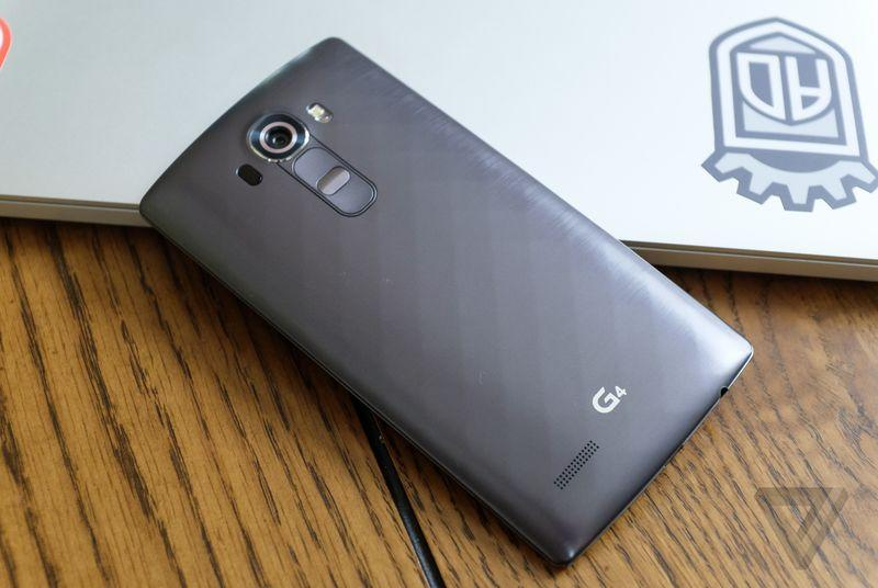 LG's G4 is now available in the US