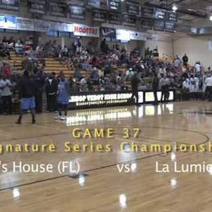 La Lumiere, IN vs Potter's House, FL Highlights
