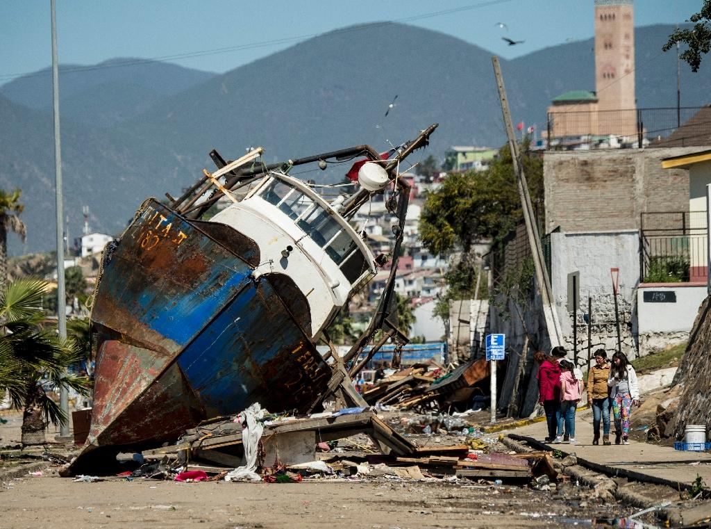 Chile rocked by 6.0 magnitude quake, no injuries reported
