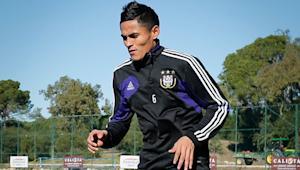 DC United Academy product Andy Najar scores first league goal for Anderlecht
