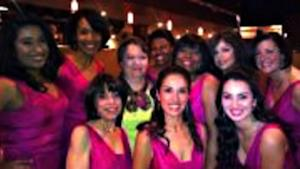 Darlene Hunt, CEO of Extraordinary Casting, and her lovely ladies