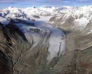Carbon Dioxide May Damage Glaciers