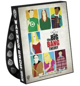 Comic-Con: First Look At Official 'Big Bang Theory'-Themed Confab Bag