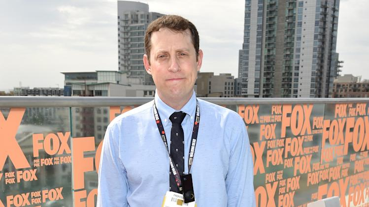 "Executive producer Scott M. Gimple attends AMC's ""The Walking Dead"" breakfast on Day 2 of Comic-Con International on Friday, July 25, 2014, in San Diego. (Photo by John Shearer/Invision for AMC/AP Images)"