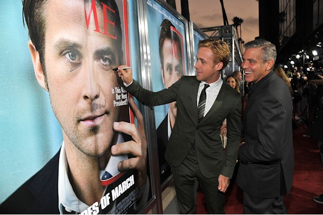 Clooney Gosling Top Shots