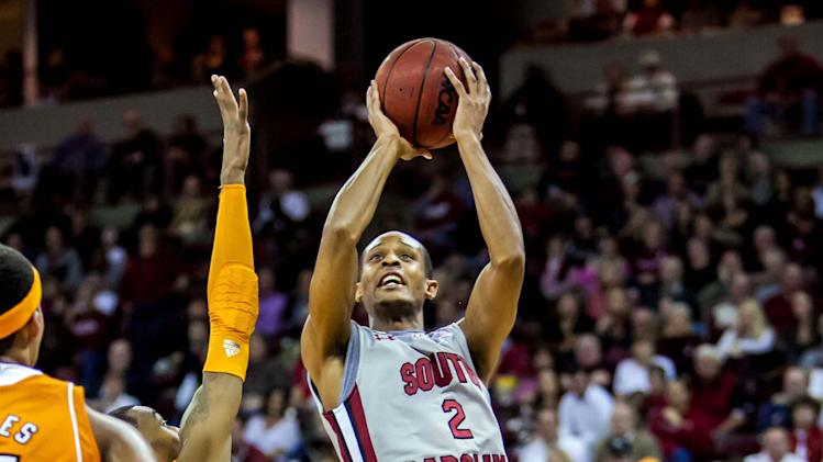 NCAA Basketball: Tennessee at South Carolina