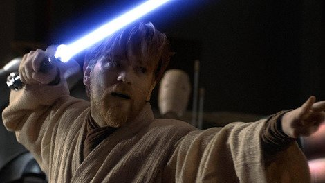 Ewan McGregor in 'Episode III'