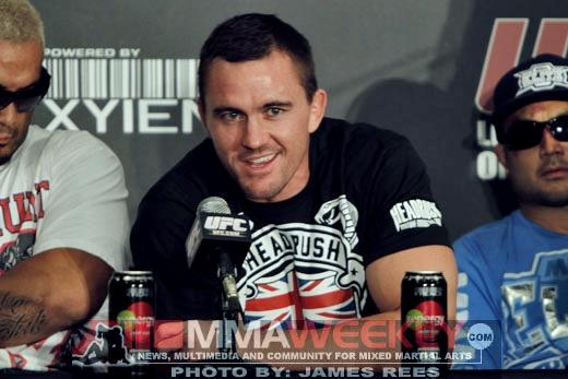 Kyle Noke Confident as He Looks Forward to Coaching TUF Nations: Canada vs. Australia