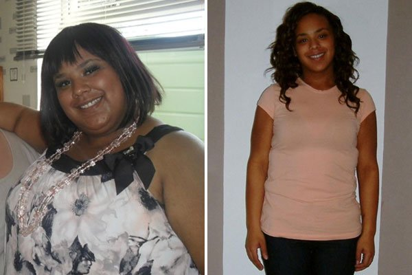 """How I lost 10 stone"""": One woman's successful weight loss ..."""