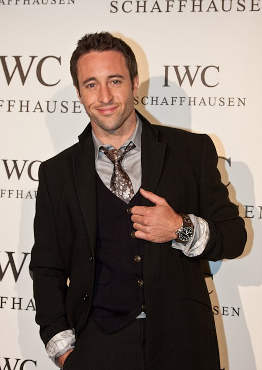 Alex O Loughlin 2009