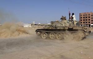 Houthis advancing into Yemen's Aden kill 12 civilians: residents