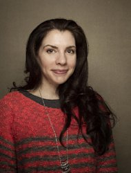 Stephanie Meyer from the film &quot;Austenland,&quot; poses for a portrait during the 2013 Sundance Film Festival at the Fender Music Lodge, on Friday, Jan. 19, 2013, in Park City, Utah. (Photo by Victoria Will/Invision/AP Images)