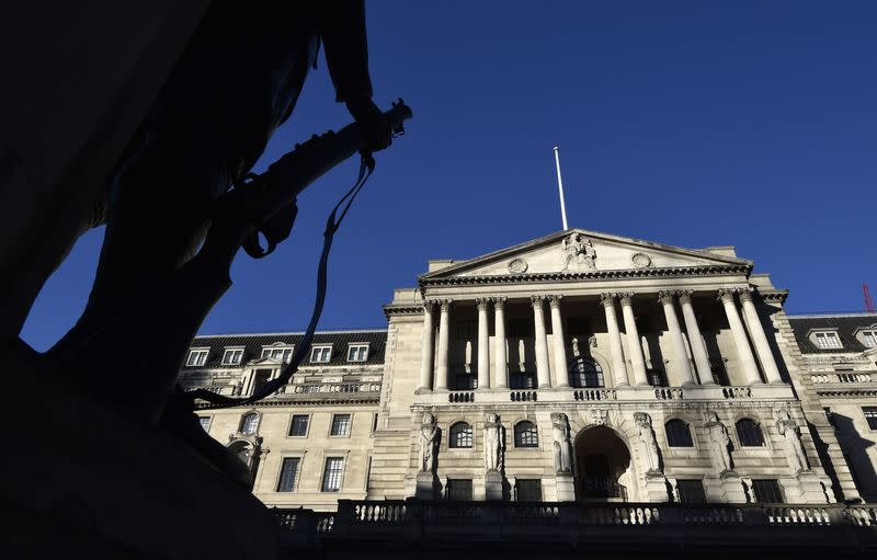 Top bankers need to take cyber threat seriously: BoE