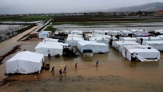 UN seeks major aid boost for Syrian 'catastrophe'