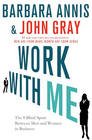 Book details workplace blind spots between sexes