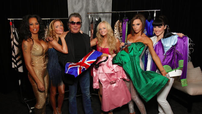 Spice Girls World Tour 2007: New York - Exclusive Backstage
