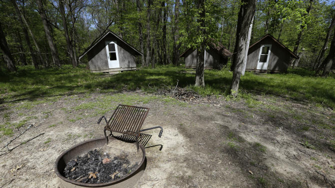 Sales of camp sites throw Girl Scouts into turmoil