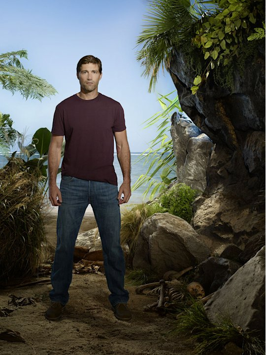 "Matthew Fox stars as Jack on ""Lost."""