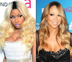 "Nicki Minaj Bashes ""Insecure,"" ""Bitter"" Mariah Carey on Twitter"