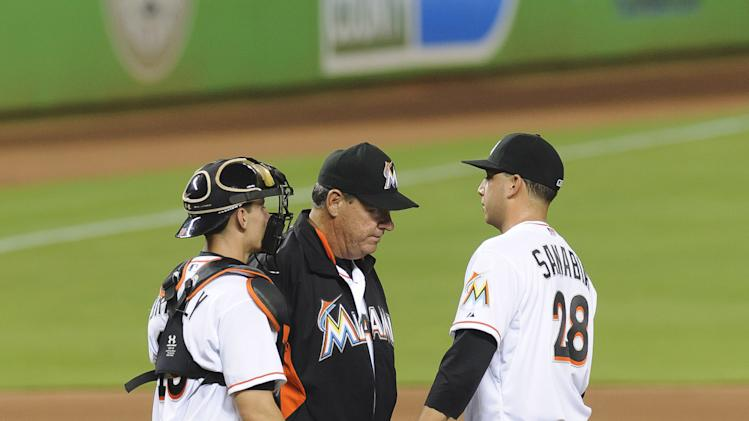 MLB: Washington Nationals at Miami Marlins