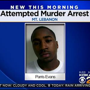 Second Suspect Arrested In Mt. Lebanon Shooting