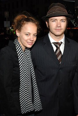 Bijou Phillips and Danny Masterson at the Hollywood premiere of Columbia Pictures' Guess Who