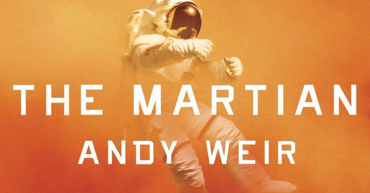 Listen to 'The Martian' for free