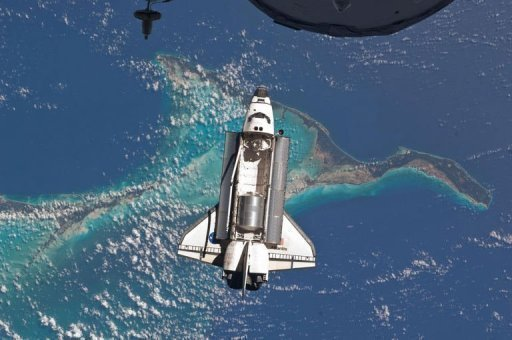 Atlantis is scheduled for a pre-dawn touch-down at Florida's Kennedy Space Center on July 21