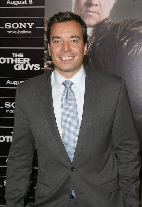 The Other Guys NYC Premiere 2010 Jimmy Fallon