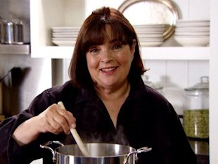 Ina Garten has agreed to cook with ailing 6-year-old, after internet uproar. (photo via The Food Network)