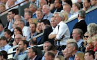 Alan Pardew was sent to the stands during Newcastle's match with Tottenham