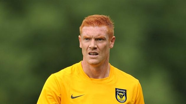 Dave Kitson could feature for Oxford United against former club Portsmouth (PA Photos)