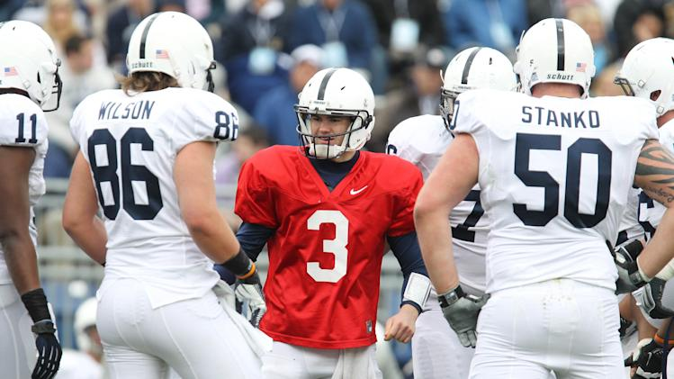 NCAA Football: Penn State-Spring Game