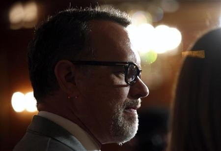 Tom Hanks slips from nice guy rep with a Big-worthy swear