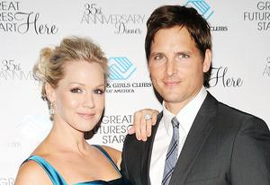 Jennie Garth and Peter Facinelli | Photo Credits: Gary Gershoff/WireImage