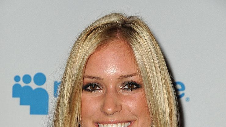 Kristin Cavallari  attends NYLON Magazine and MySpace Young Hollywood Issue Party at the Hollywood Roosevelt Hotel on May 4, 2009 in Hollywood, California.