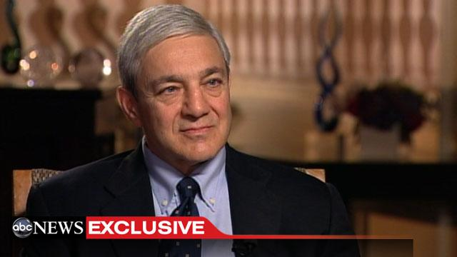 Former Penn State President Graham Spanier Cites His Own Child Abuse