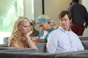 Monica Potter talks about the big C on 'Parenthood'