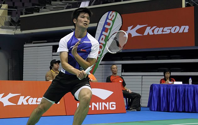 Derek Wong and his fellow shuttlers have trained in Taiwan and Japan as part of their preparations for London 2012 (photo courtesy of SBA)