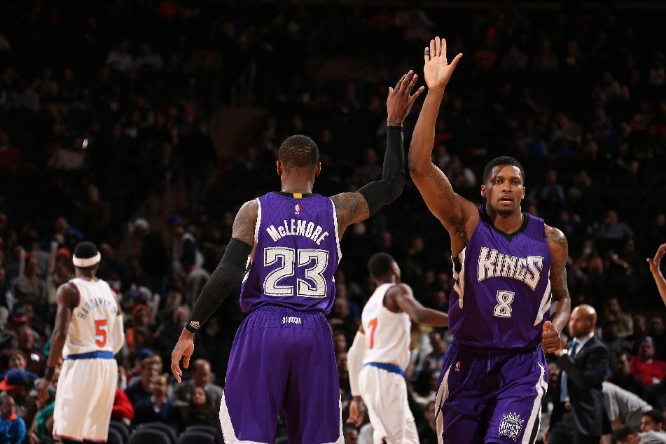 Cousins, Kings hand Knicks worst loss of season, 124-86