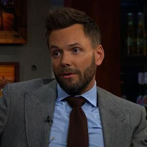 Joel McHale Says Being on Yahoo Screen is Way Better Than Network TV