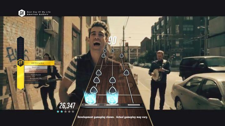 Guitar Hero Live reveals 10 songs in its library, promises hundreds at launch