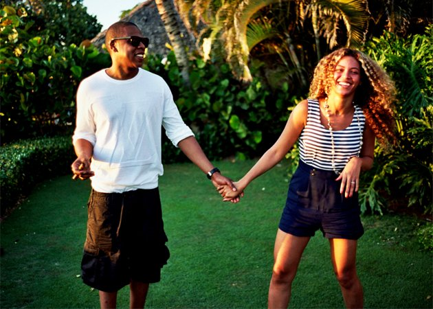 Beyonce and Jay Z are thought to have renewed their wedding vows Beyonce