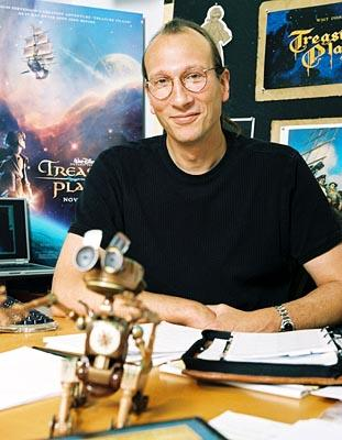 Roy Conli is a producer of Disney's Treasure Planet