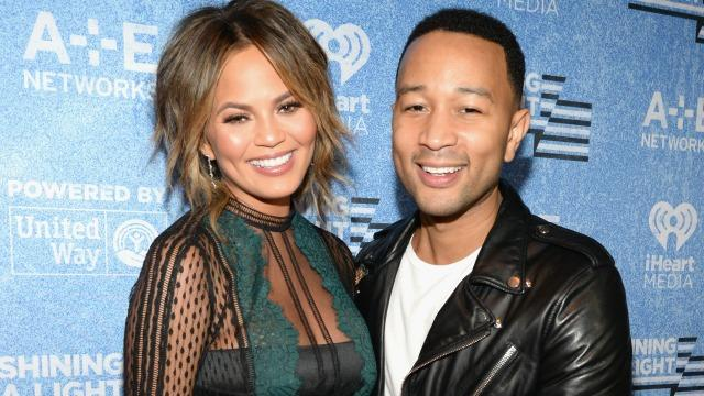 Chrissy Teigen and John Legend Donate to Planned Parenthood Following Deadly Shooting in Colorado