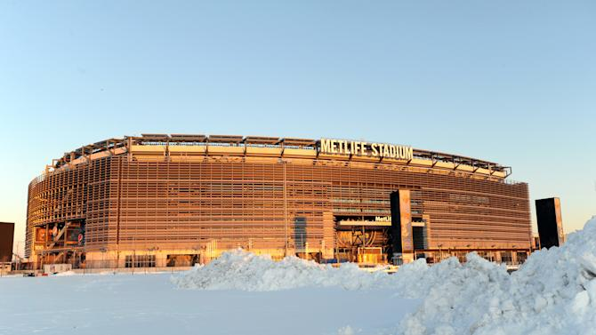 NFL ready to get Super Bowl played at MetLife
