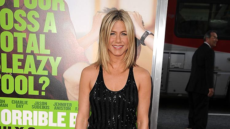 Horrible Bosses 2011 LA Premiere Jennifer Aniston