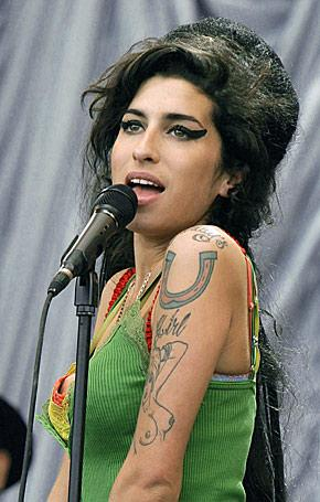 Stars Express Anger, Sadness Over Amy Winehouse's Death